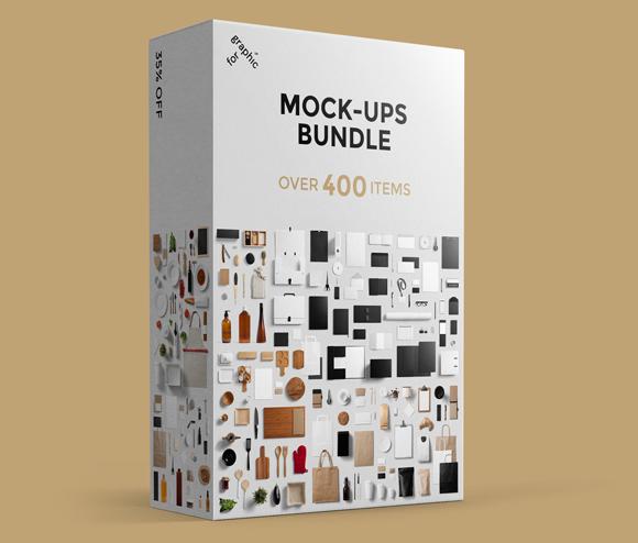 Premium & Free PSD Mockups | forgraphic™